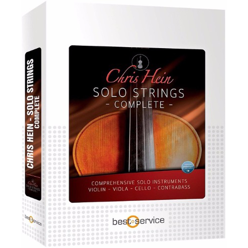 Best Service Chris Hein Solo Strings Complete