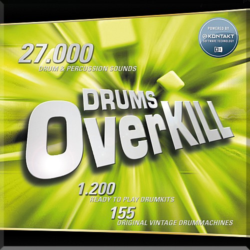 Best Service Drums Overkill
