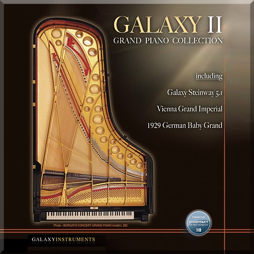 Best Service Galaxy II Grand Piano Сollection
