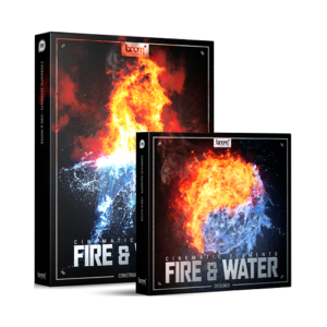 Boom Library Cinematic Elements Fire & Water Bundle