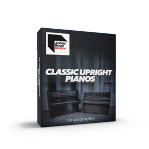 Cinesamples Abbey Road Classic Upright Pianos