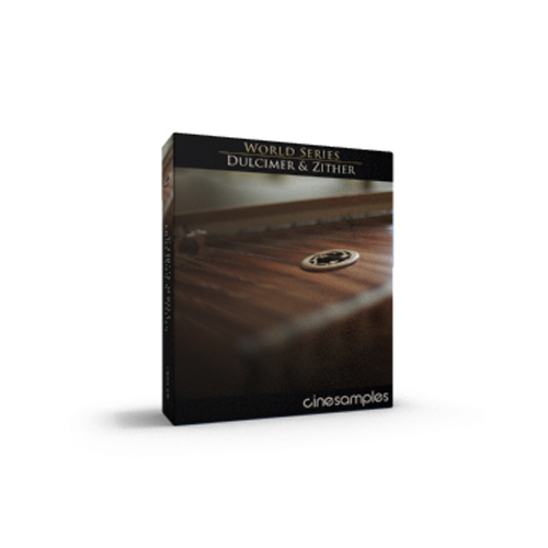 Cinesamples Dulcimer and Zither